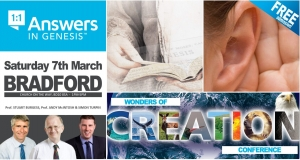 Wonders of Creation Conference
