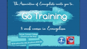 GO TRAINING COURSE